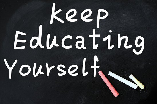 Educate Yourself – Web Marketing For Profit